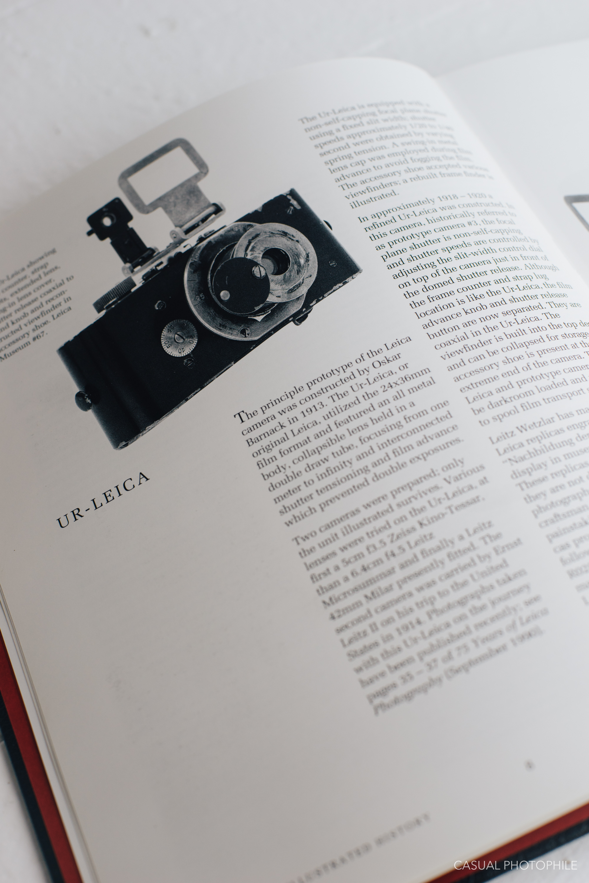 Jim Lager Leica Illustrated History Book-4