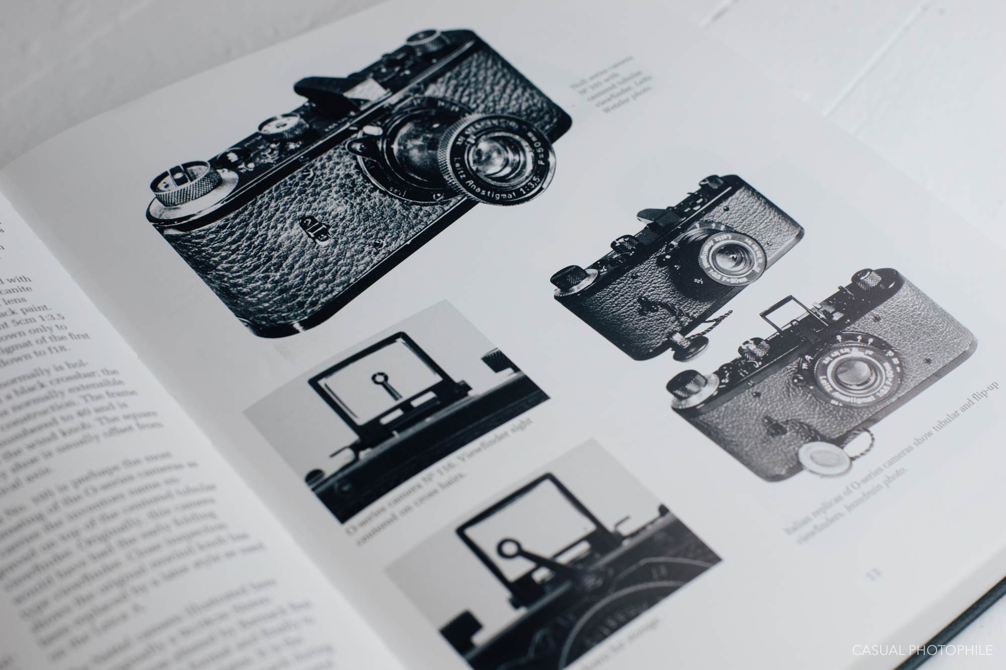 Jim Lager Leica Illustrated History Book-5