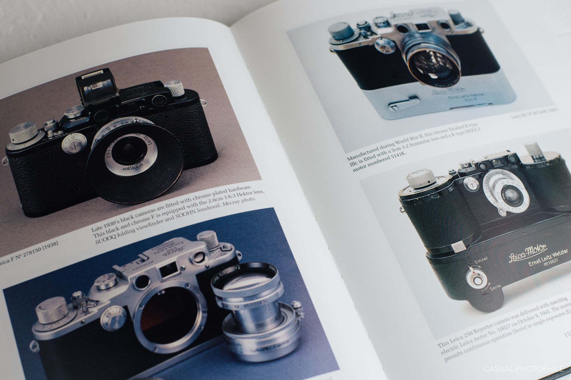 Jim Lager Leica Illustrated History Book-7