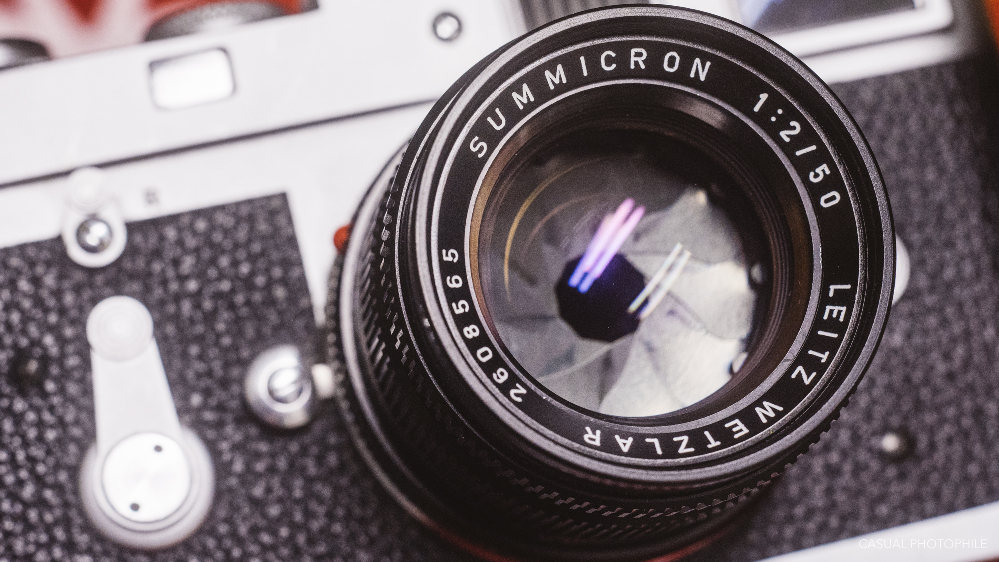 Leica Summicron 50mm v3 Product photos-2