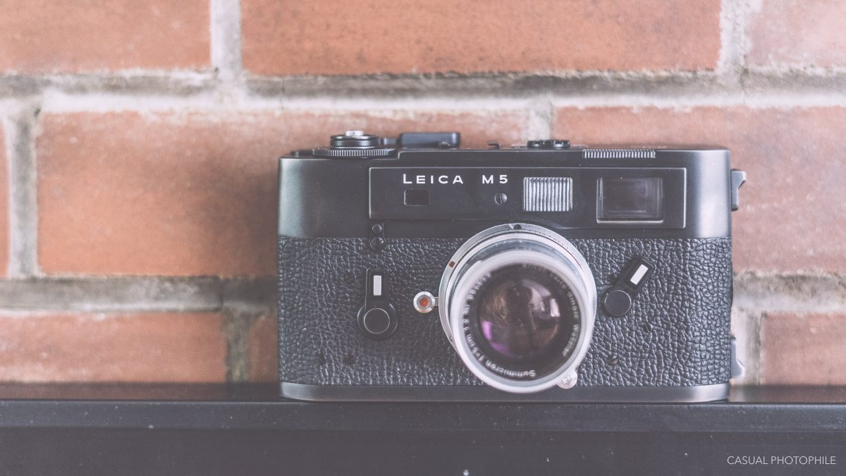 Leica M5 - 35mm Film Camera Review - Casual Photophile